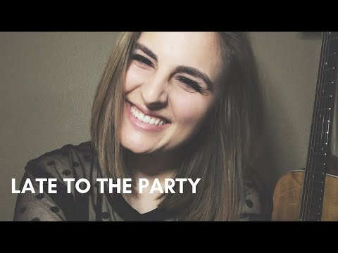 Darbi Shaun--Late to the Party (Kacey Musgraves Cover)