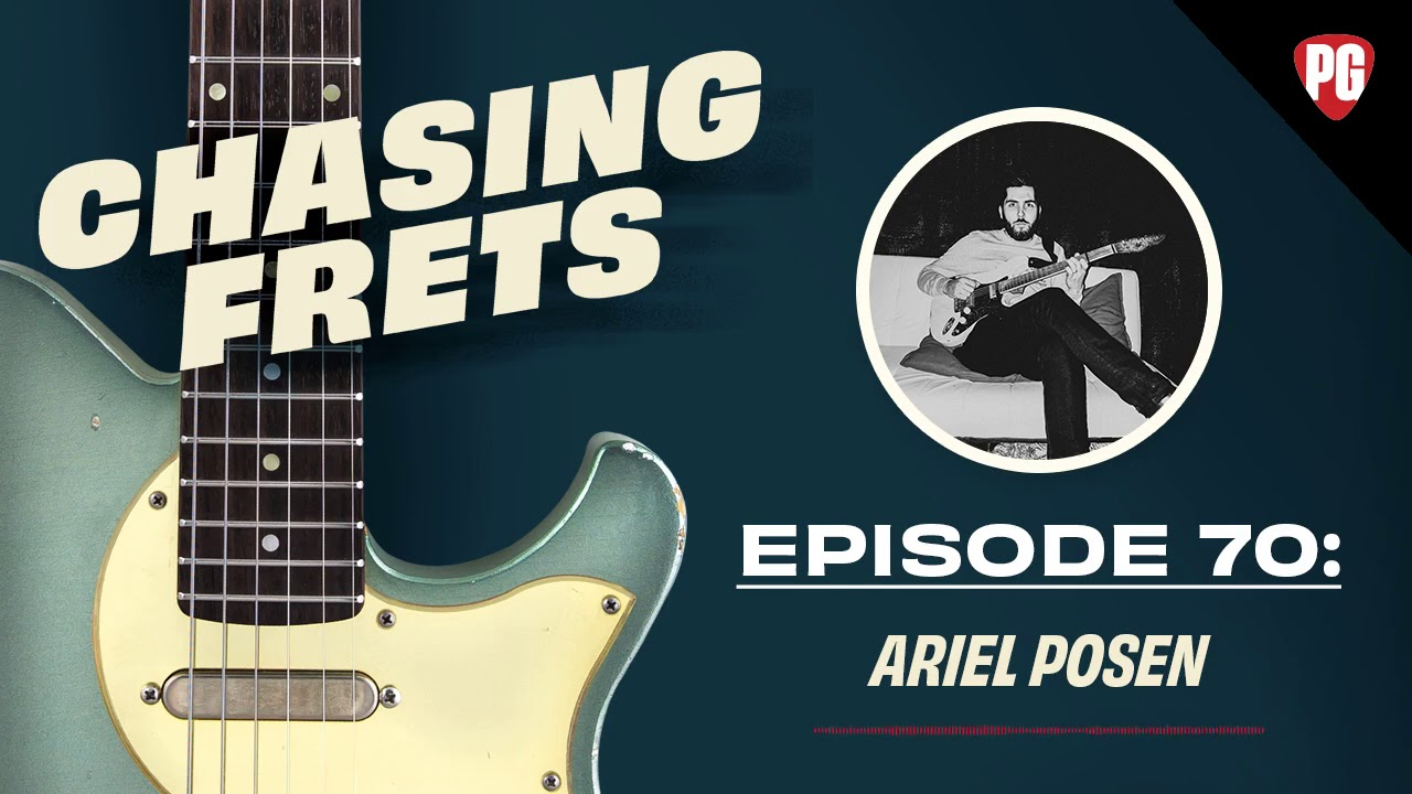 Another Side of Slide with Ariel Posen | Chasing Frets Podcast