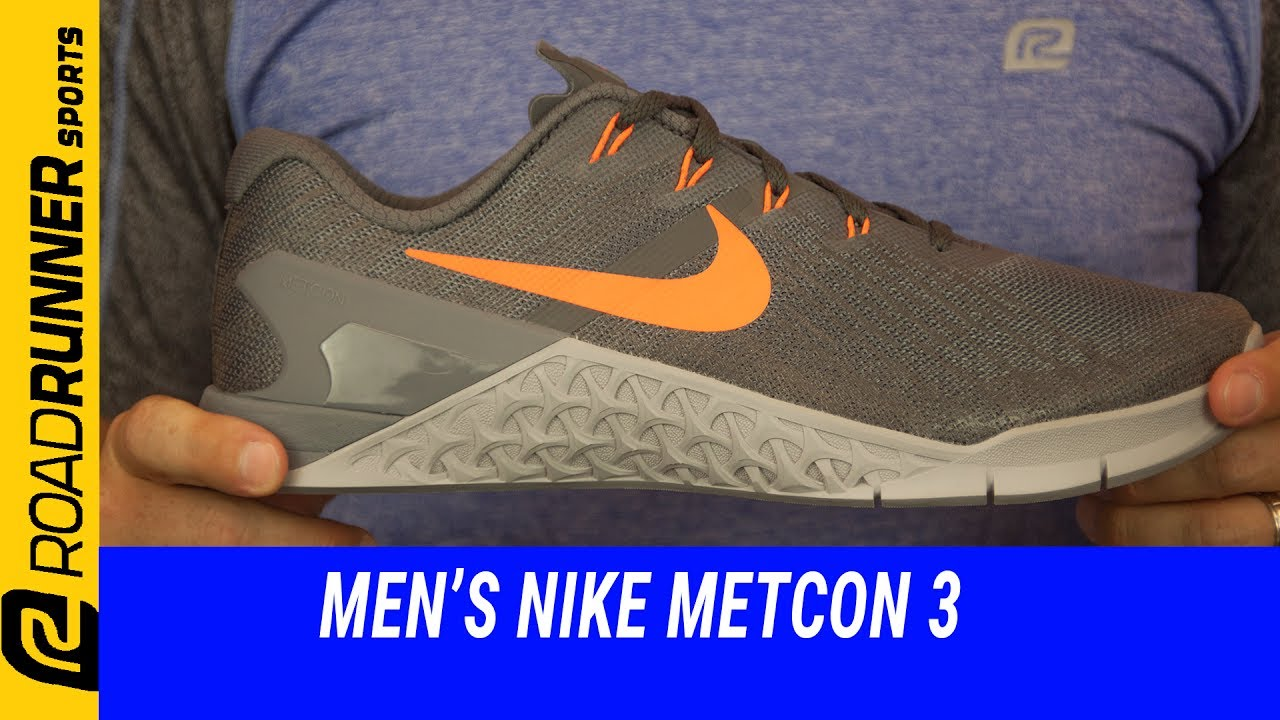 Men's Nike MetCon 3 | Fit Expert Review