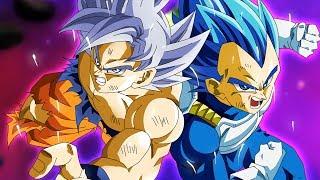 Ultra Instinct vs Blue Evolution Philosophy of Battle