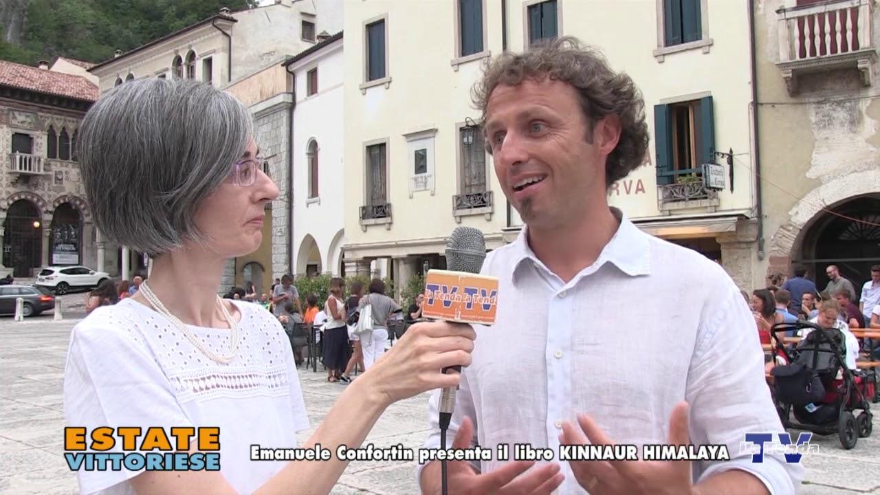 Estate vittoriese - Emanuele Confortin presenta il libro Kinnaur Himalaya