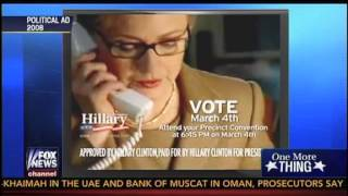it s 3am fox s eric bolling presents first hillary clinton attack ad 2016
