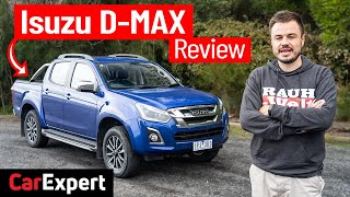 2020 Isuzu D-Max LS-T expert review: It's old, but it's reliable! But should you buy it? | 4K