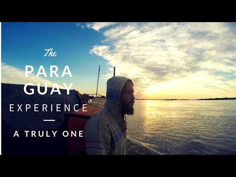 Exploring Paraguay - GoPro Hero HD