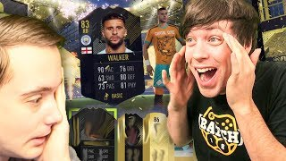 MY BEST PACK ON FIFA 18 SO FAR OMFFGG - FIFA 18 ULTIMATE TEAM PACK OPENING