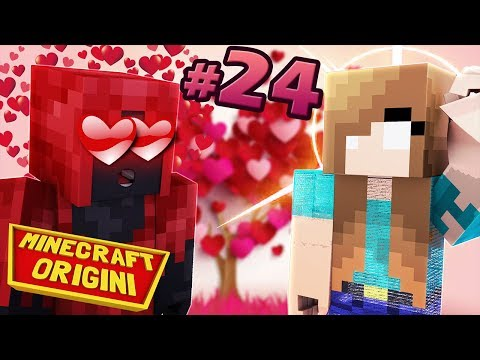 NULL Si INNAMORA Di HEROBRINA - Minecraft Origini #24