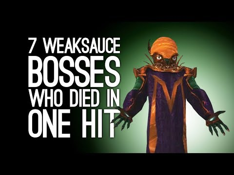 7 One-Hit Bosses Who Went Out Like a Punk