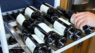 Встраиваемые винные шкафы - это удобно