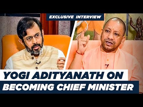 Yogi Adityanath Reveals Inside Details of How He Became Chief Minister | Yogi Adityanath Interview