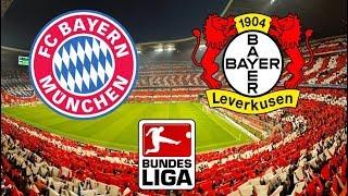 FC Bayern München vs Bayer Leverkusen ⚽ 15.09.2018 - 3.Spieltag Bundesliga Prognose [PES 2018]