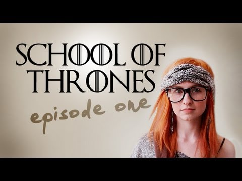 School of Thrones - Episode 1: Prom Night Is Coming