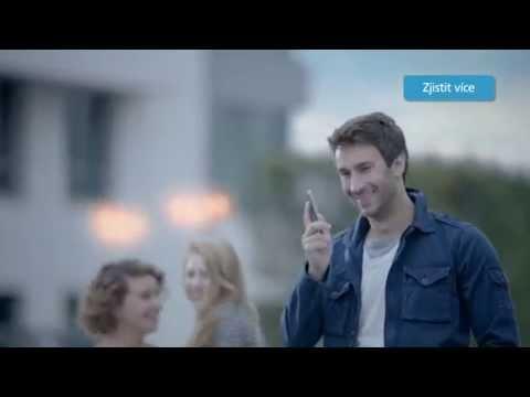 Předplacená O2 karta Pusťte kredit z hlavy TV reklama 2014