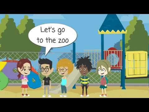 why not to go to the zoo, videos for vegan kids
