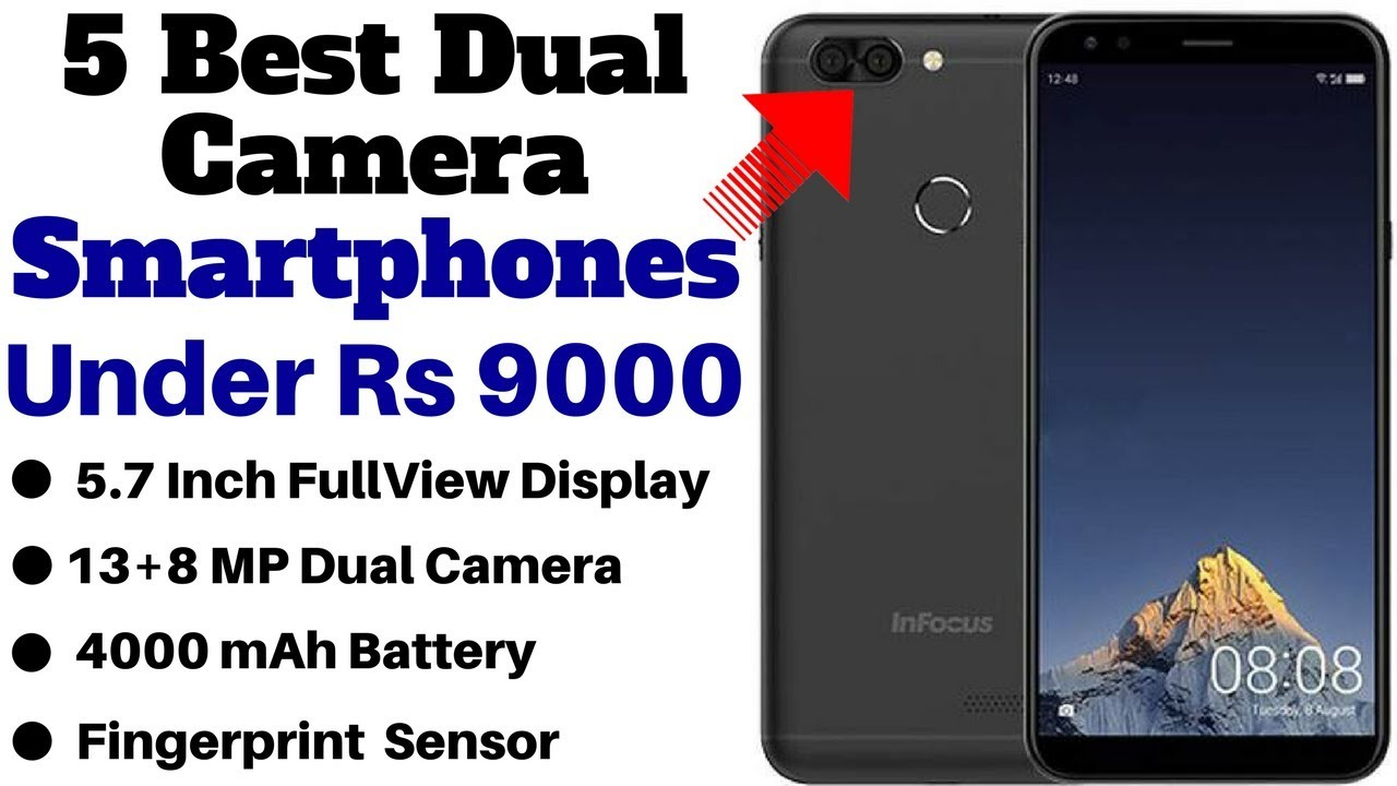 927b1b378e3 5 Best Dual Camera Smartphone Under Rs 9000 In January 2018 - YouTube