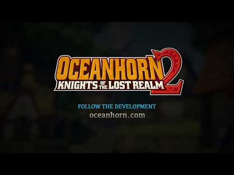 Oceanhorn 2: Knights of the Lost Realm Demo Night at IGDA Helsinki