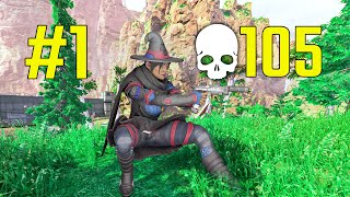WORLD RECORD KILLS!! | Best Apex Legends Funny Moments and Gameplay - Ep. 617
