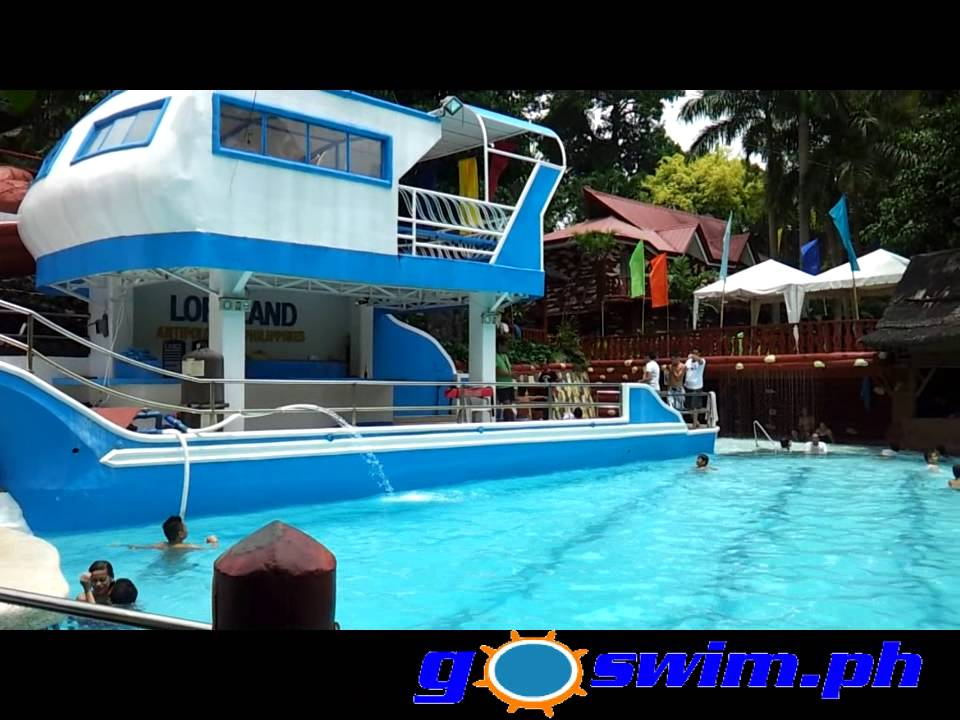Recreational Swimming Pools At Loreland Farm Resort