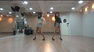 Cover images SISTAR19 씨스타19 - 있다 없으니까 안무영상Choreography(GONE NOT AROUND ANY LONGER)