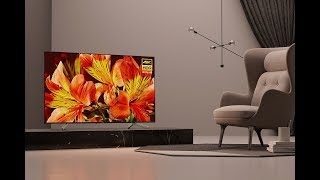 Sony X850F 4K HDR TV