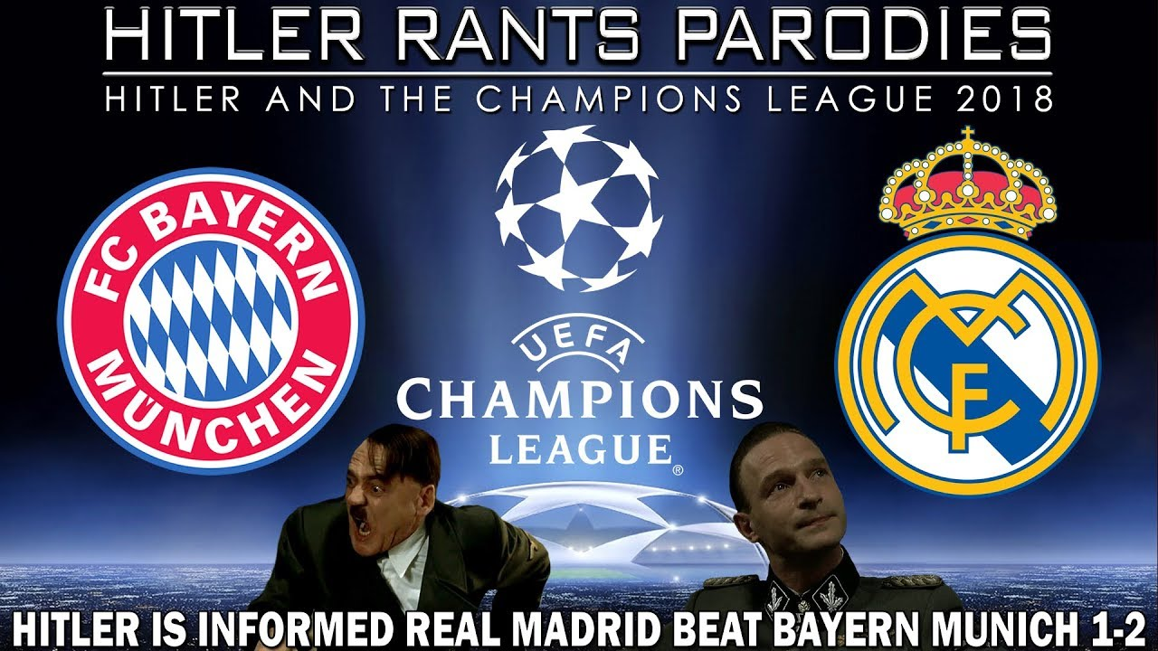 Hitler is informed Real Madrid beat Bayern Munich 1-2