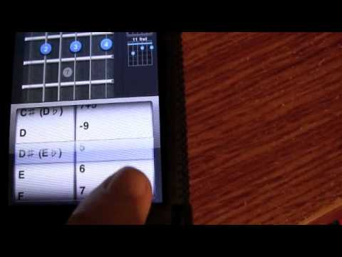 Review: Ultimate-Guitar Chords App