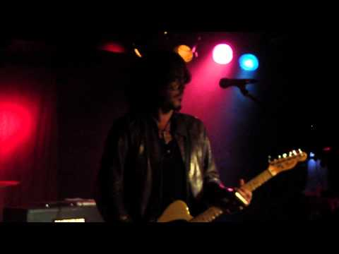 Jeff Martin - Black Snake Blues @ The Republik (Calgary, Alberta)