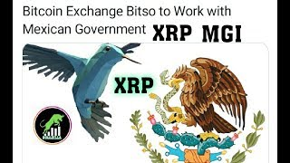 #XRP Ripple's XRP is a Brilliant Technology, Replace  #SWIFT #Bitso Works With Mexican Government