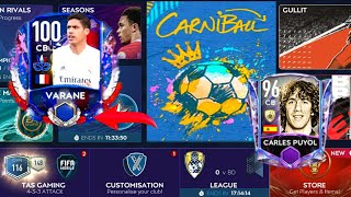 OMG!! CARNIVAL IS OFFICIALLY HERE IN FIFA MOBILE 21 | UNREAL PACK OPENING | FIFA MOBILE 21