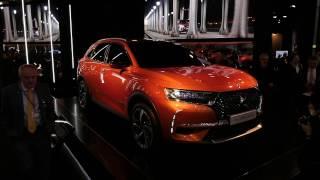 Ситроен замахнулся на Audi, получится? DS7 Crossback // Женева 2017 // АвтоВести Online
