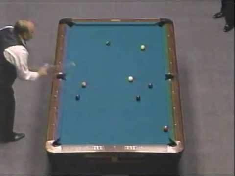 Steve Mizerak vs Jimmy White, 8-Ball Challenge Match