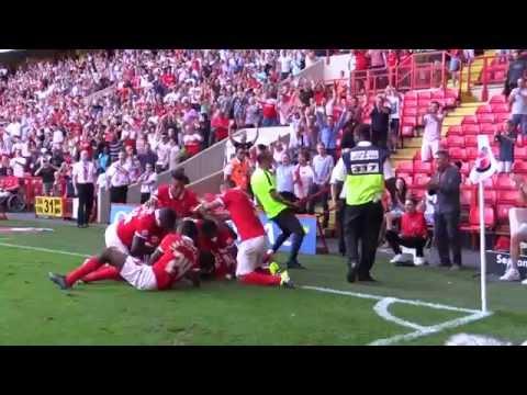 GOALS   Charlton 2-1 Hull City