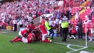 GOALS | Charlton 2-1 Hull City