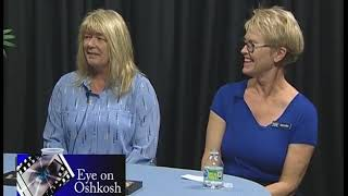 Eye on Oshkosh - Journey Together Service Dog Inc - taped 10-18-18