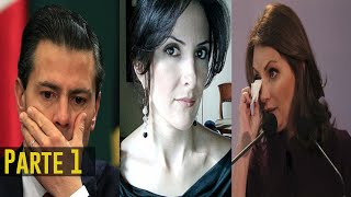 Ex amante de Peña Nieto suelta toda la sopa sobre él, el narco y Ángelica Rivera - Parte 1