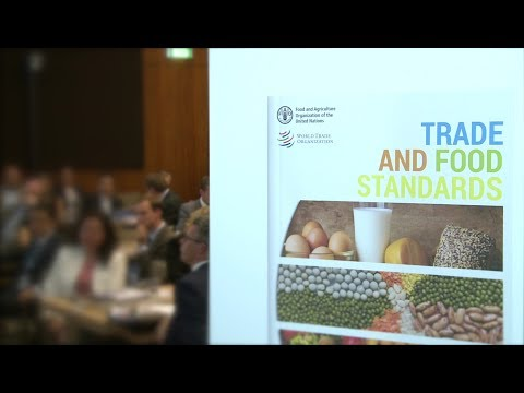 FAO and WTO: Trade and food standards