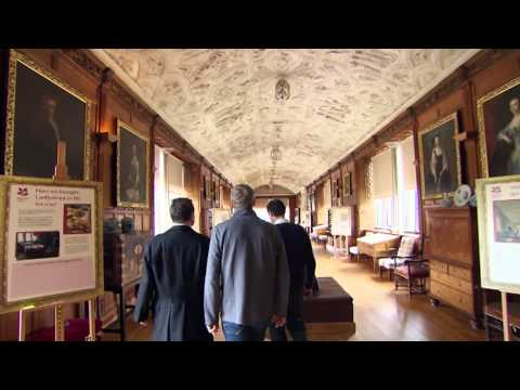 Rory Visits The Long Gallery At Lanhydrock - Rory Bremner's Great British Views