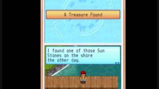 Harvest Moon: Sunshine Islands - Sun Stone Guide [part 1/2]