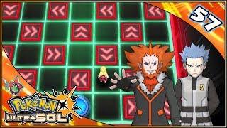 ♦️ Guía Pokémon UltraSol ♦️ #57 ▪️ Castillo TRR