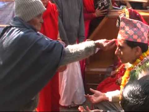 Ananta  G. Marriage Ceremony