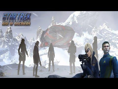 Star Trek Online - Rise Of Discovery Walkthrough