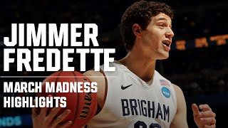Jimmer Fredette: NCAA tournament highlights, top plays