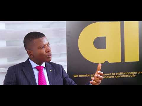 Yomi Olugbenro, West Africa Tax Leader, Deloitte shares his thoughts on the Ausso Leadership Academy