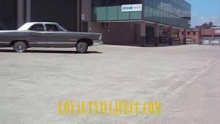 1965 Pontiac Parisienne FACTORY FUN Loyalty IV Life CC