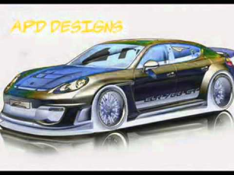 cool car designs - YouTube
