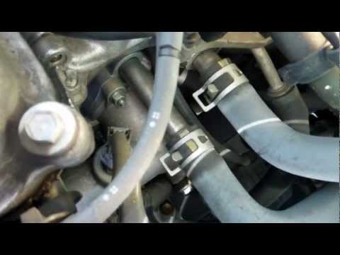 thermostat radiator hoses replacement toyota camry 20. Black Bedroom Furniture Sets. Home Design Ideas