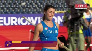 2017 - Pole Vault - U23 European Athletics Championships Bydgoszcz