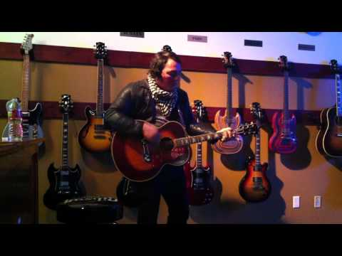 Gibson Austin Backroom Bootleg Sessions - Javi Garcia - Josephine
