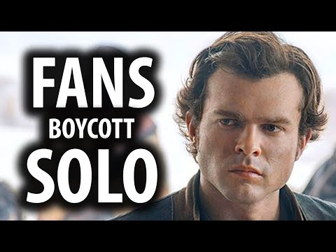 Why Fans Are Boycotting Solo: A Star Wars Story