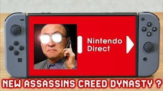 Nintendo To Support the Switch for 10 Years |Major Nintendo Direct Coming Mid Feb & New AC Dynasty ?