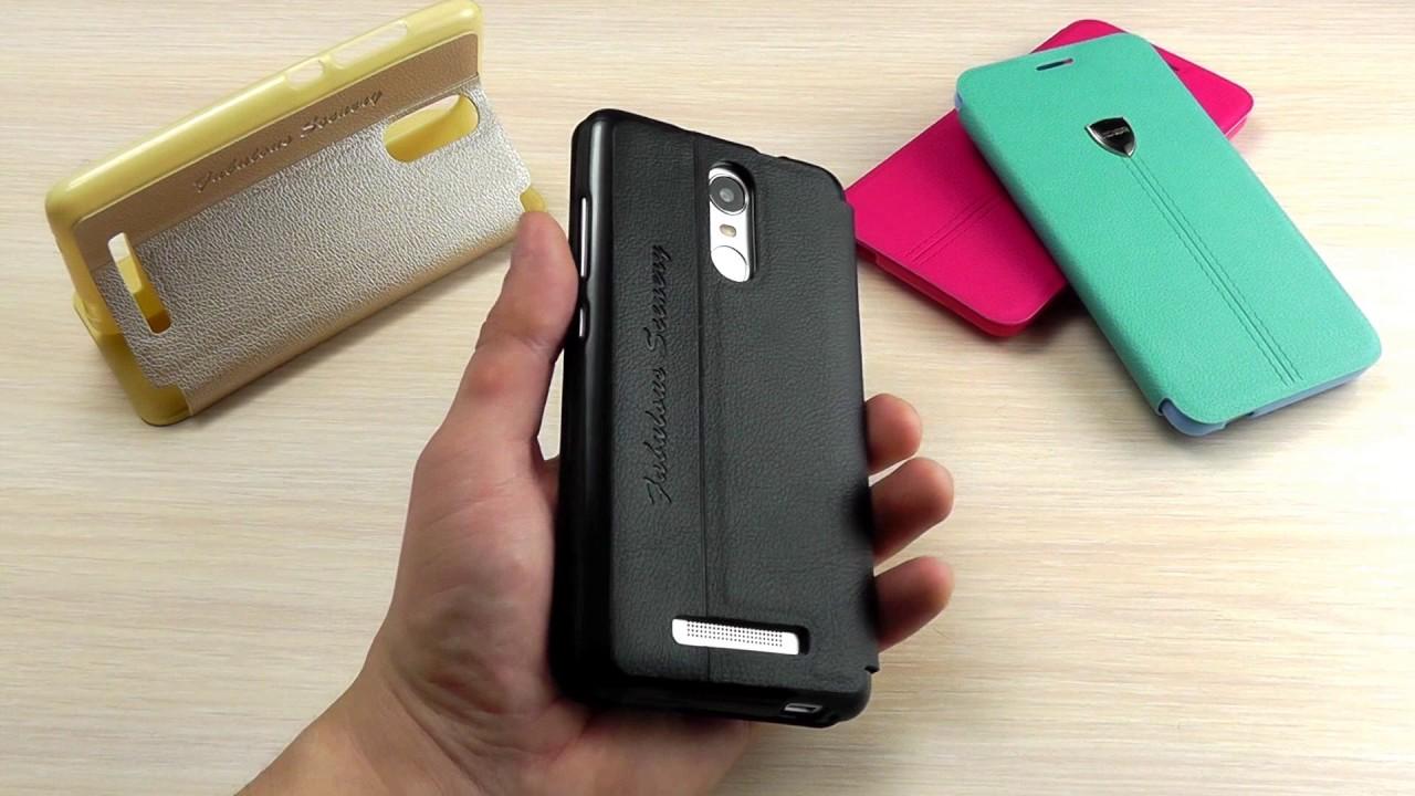 ОБЗОР: Противоударный Чехол-Накладка для Xiaomi Redmi Note 3/ Note .